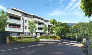 vente appartement VETRAZ MONTHOUX 4 pieces, 89,57m