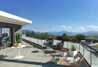 vente appartement VETRAZ MONTHOUX 3 pieces, 75,32m